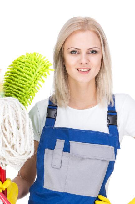 O-Cedar EasyWring Spin Mop & Bucket