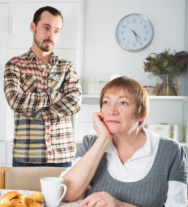 what is caregiver resentment
